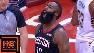 Houston Rockets vs Indiana Pacers 1st Half Highlights | 11.11.2018, NBA Season