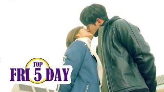 Top 5 Ji Chang Wook Kiss Scenes