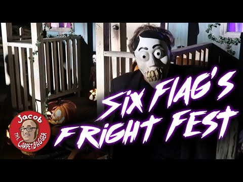 Fright Fest 2019 - Six Flags Over Georgia
