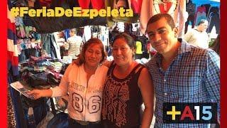 Queijeiro y su recorrido por Feria Ezpeleta en primera persona