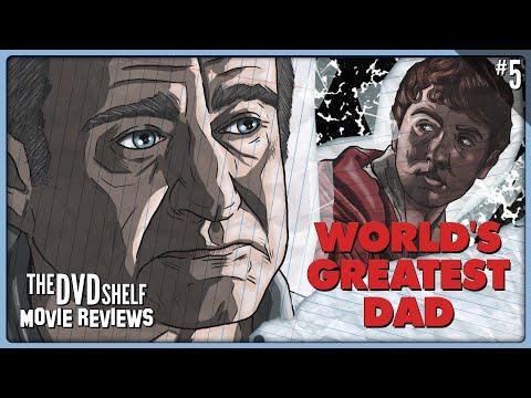 WORLD'S GREATEST DAD | The DVD Shelf Movie Reviews