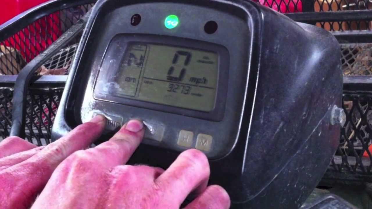 2007 honda rancher 420 wiring diagram diagrams onlinehow to reset honda oil change indicator youtube [ 1280 x 720 Pixel ]