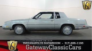 Video 1984 Oldsmobile Cutlass Supreme - Gateway Classic Cars Indianapolis - #589 NDY download MP3, 3GP, MP4, WEBM, AVI, FLV November 2018