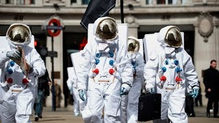 OMEGA astronauts mission in London