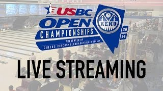 USBC Open Live Stream: Defending team champion Lodge Lanes Too