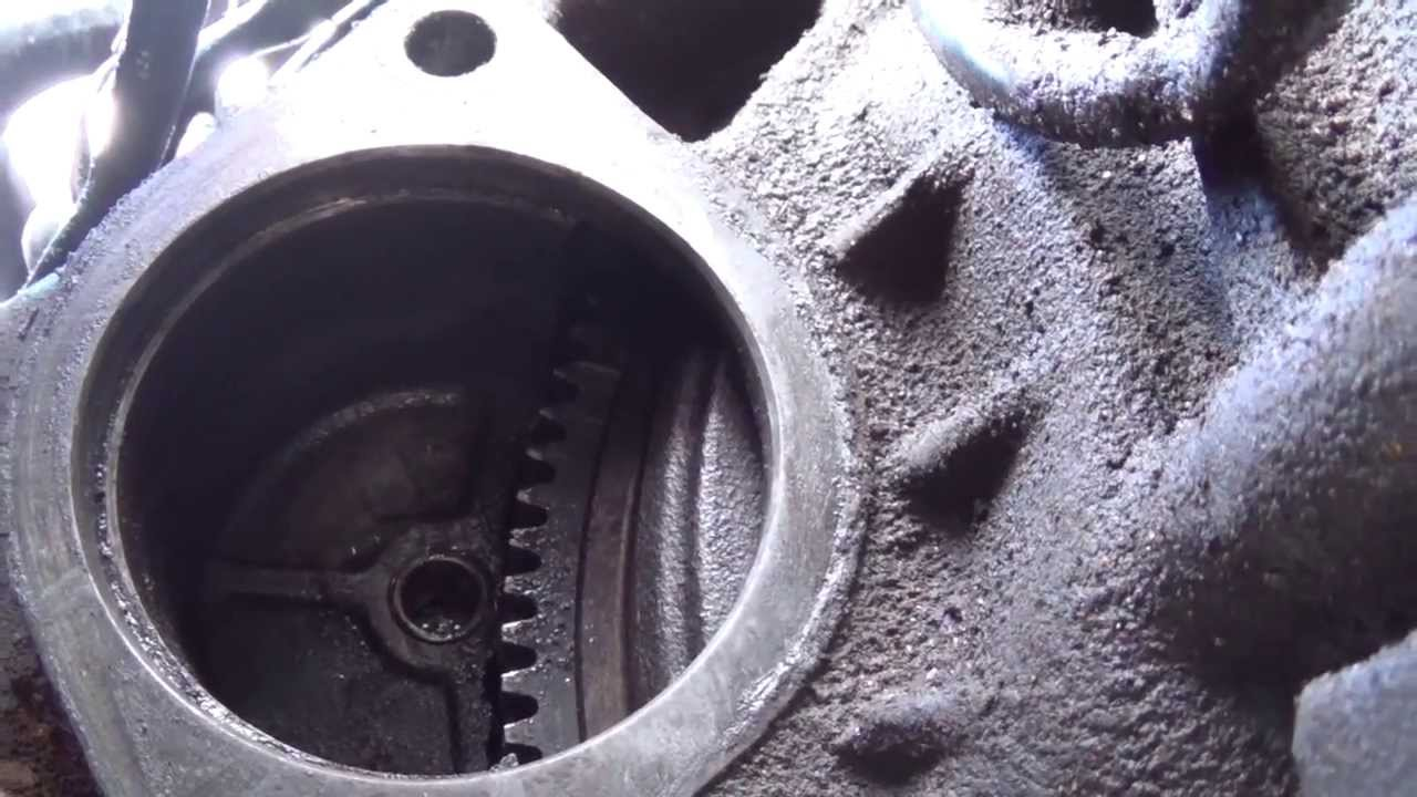 VW Starter Bushing Changed - YouTube