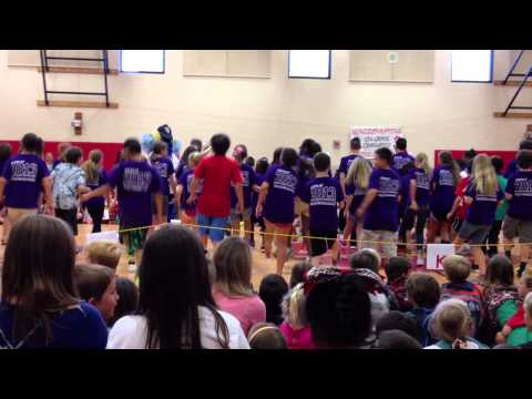 2013 Gorrie Elementary School Clap Out