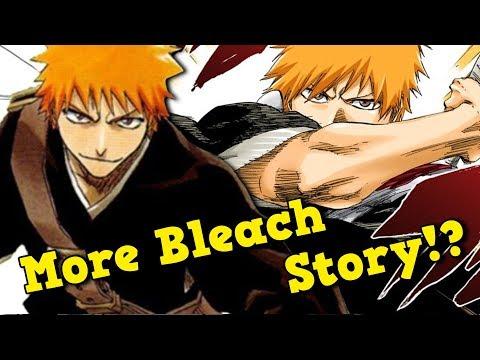 Bleach Creator Teases Series Future?