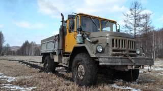 Тюнинг грузовики самоделки 2 серия