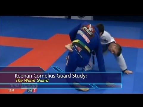 BJJ Scout: Keenan Cornelius Guard Study - The Worm Guard