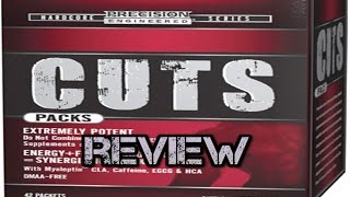 Cuts Packs Weight Loss Supplement By Precision Engineered Review
