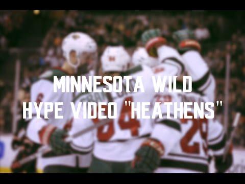 Minnesota Wild Hype Video 2016-2017
