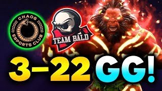 MATUMBAMAN vs Gorgc - CHAOS vs BALD 3-22 GG! - TI9 The International 2019 DOTA 2