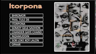 mirchi music award winner   bengali band songs   itorpona   fakira   jukebox
