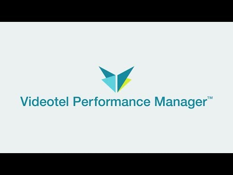 Videotel Performance Manager - Product Overview