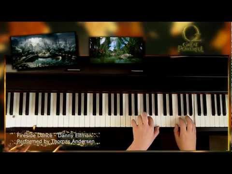 Oz - Fireside Dance Piano