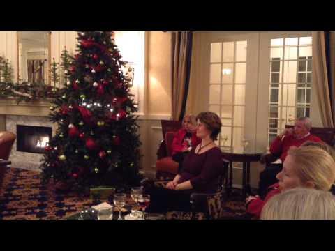 Roslyn Landmark Society-holiday party 2014
