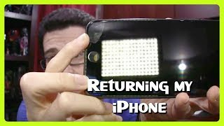 I Returned My iPhone 8 Plus
