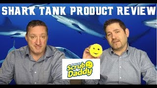 The Best Home Cleaning Tool Ever?  Shark Tank Product Review: Scrub Daddy