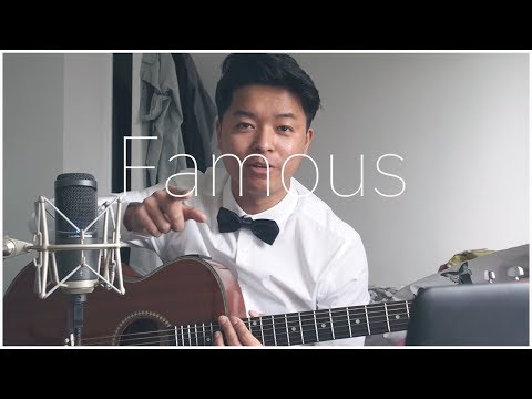 Mason Ramsey (Yodel Kid) | Famous | Vocal + Guitar Cover | lifeasanup 🔥🔥🔥