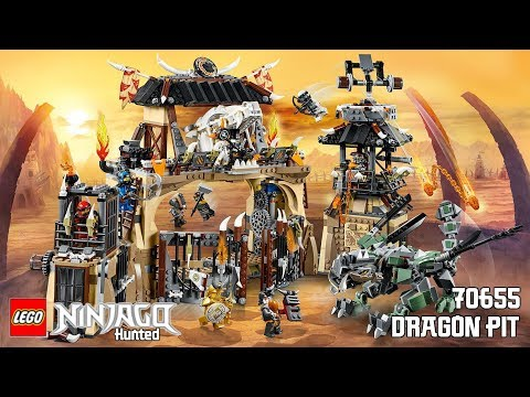 Lego mini figure Ninjago Samurai X PIXAL Sons of Garmadon Hunted 70651 42 NEW