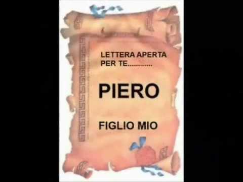 2 4 2014 Buon 40 Compleanno Piero Figlio Mio Youtube