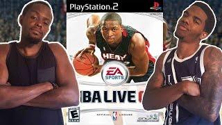 PURE SHENANIGANS! - NBA Live 06 (PS2)   #ThrowbackThursday ft. Juice