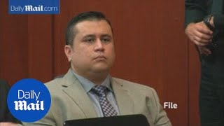 US will NOT file charges against George Zimmerman - Daily Mail