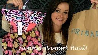 Primark Haul! Summer 2014 Thumbnail