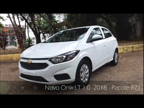 Ph - Novo Onix LT 2018 - Avaliação - Teste dinâmico - Impressões - Ficha Técnica