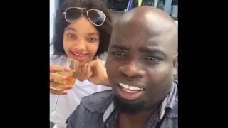 Sikiliza Mpoki Akimtongoza X wake Young D