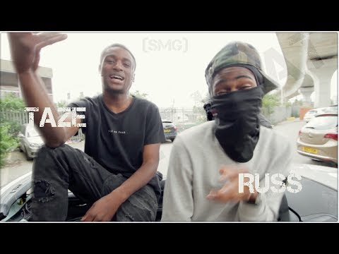Russ x Taze - Street Heat Freestyle | @RussianSplash @TazeSmg | Link Up TV