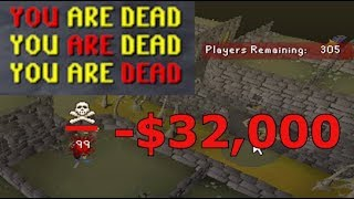 $32,000 Deadman Tournament Finale (~100 Hours of Playing)