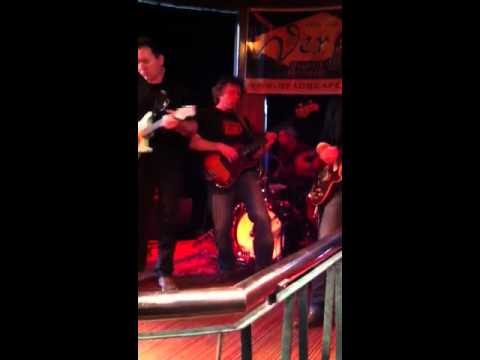 T-Bone Shuffle - Johnny Feel Good - 15/01/2012 Stadscafé Va