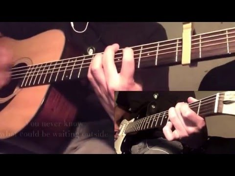 Green Day - Restless Heart Syndrome  (Guitar Cover by AFIGD)