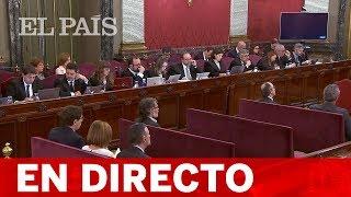 DIRECTO JUICIO PROCÉS | Continúan las declaraciones de los testigos