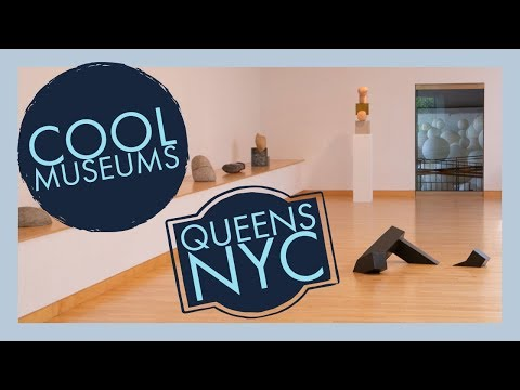 EXPLORING COOL MUSEUMS IN QUEENS (NYC) MUSEUM OF THE MOVING IMAGE, NOGUCHI MUSEUM, SOCRATES...