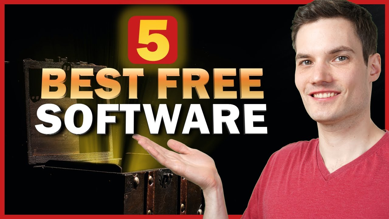 5 Best Free Software that you should be using in 2021