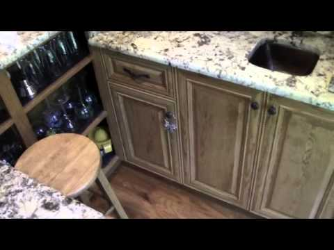 Custom Cabinets in Oldsmar for your Home Bar, We Build Custom ...