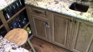 Custom Cabinets In Oldsmar For Your Home Bar, We Build Custom Cabinets For Your Bar!