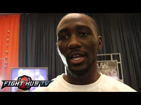 "Terence Crawford on Floyd Mayweather Muhammad Ali comments ""He has a point!"""