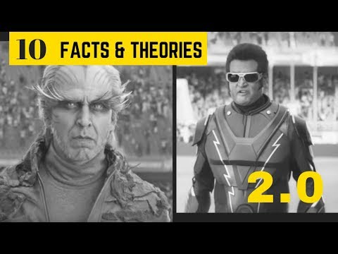 Top 10 Facts and Theories about 2.0   Simbly Chumma