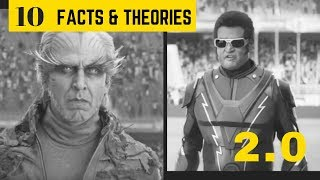 Top 10 Facts and Theories about 2.0 | Simbly Chumma