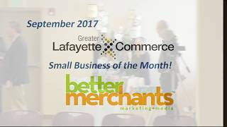 Better Merchants -  Small Business of the Month