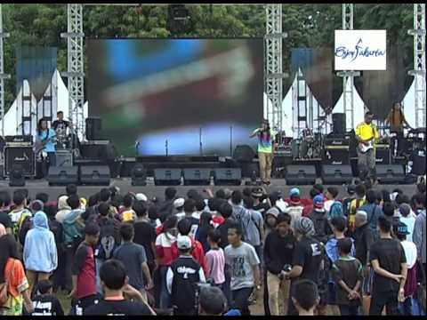 CONRAD GOOD VIBRATION Jakarta Music Festival 2014