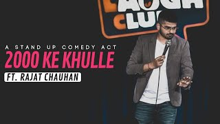 2000 ke Khulle | Stand-up Comedy by Rajat Chauhan