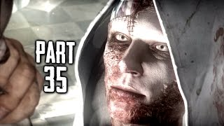 The Evil Within Walkthrough Gameplay Part 35 - Full Circle (PS4)
