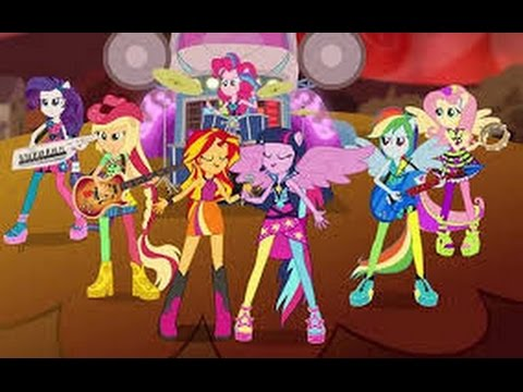 Mlp Eg Rr Dutch Nl Welcome To The Show Youtube