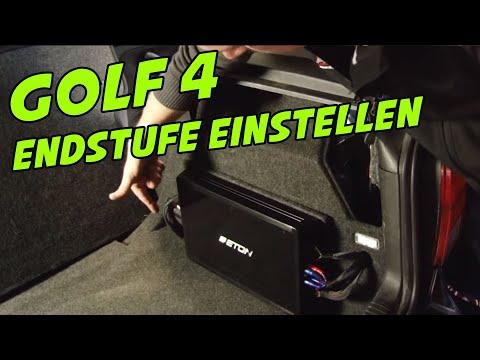 Golf 4 Verstärker
