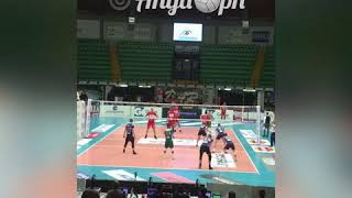 Monza-Piacenza• Italian Superlega 2017/18 Playoffs 5th place